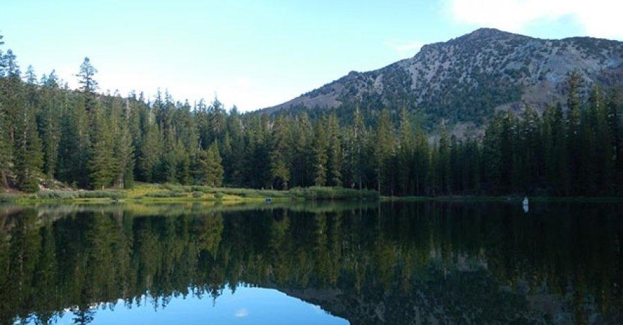 Mountain Shadow Lake
